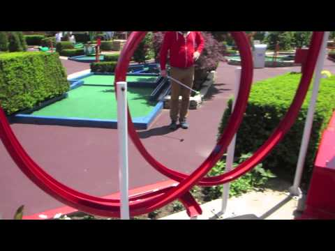 ParKing  Super Looper  9 Red Course