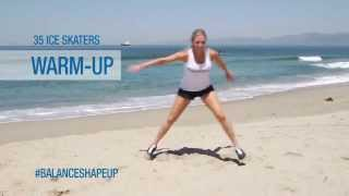 Balance Summer Shape Up - Holly Del Rosso - Tummy Trimmer