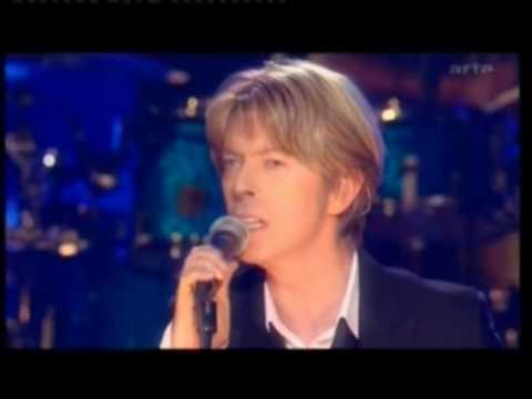 DAVID BOWIE - STAY - LIVE OLYMPIA 2002 -