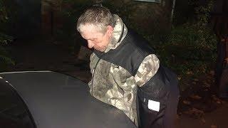 Особо опасного туляка, пытавшегося убить свою жену и поджечь дом, задержали полицейские