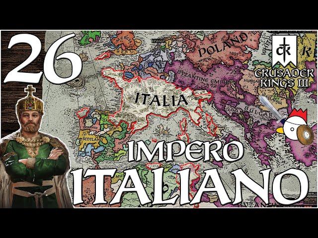 PATRIMONIUM PETRI   Crusader Kings 3 ITA - IMPERO D'ITALIA #26