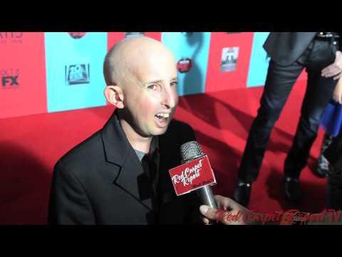 Ben Woolf at the American Horror Story: Freak  Premiere AHSFREAK