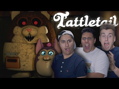 Thumbnail: The Scariest Jumpscare Game (Tattletail)