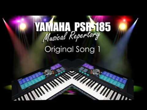 yamaha psr 185 original song 1 youtube rh youtube com teclado yamaha psr 185 manual Yamaha PSR 77