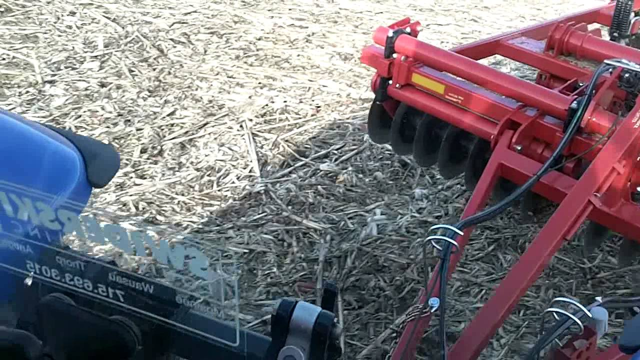 Brillion strip tillage can recommend