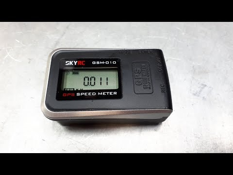 Китайский GPS измеритель всего - GPS Speed Meter