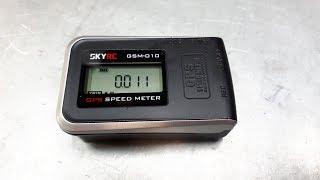 Как Измерить Скорость Модели Самолета - GPS Speed Meter