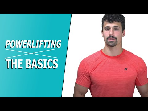 4 Day Powerlifting Workout for Beginner Lifters