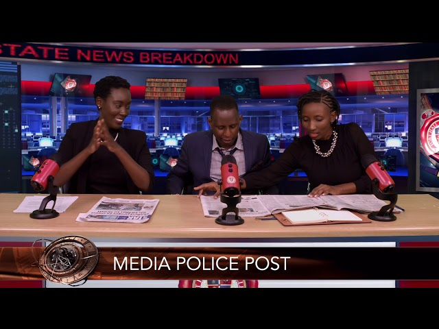 Media Police Post: WINNING HEADLINES  (14/02/19)