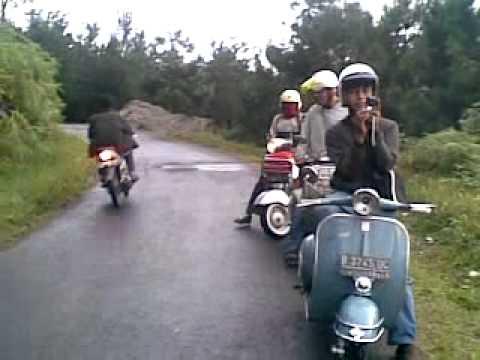 Touring Vespa 2011 Youtube