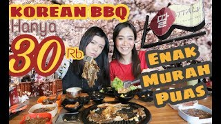 TTALS KOREAN BBQ HANYA 30 RB