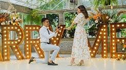 Isalia-G-mez-NOS-VAMOS-A-CASAR-propuesta-de-matrimonio-Isalia-Esteban