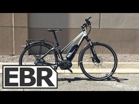 BULLS Cross Lite E Video Review - Complete Commuter Or Trekking Ebike