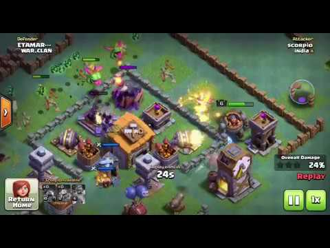 Clash of Clans - Troops AI