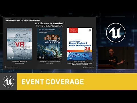 The All-New Unreal Engine Instructor Guides and Teaching Resources | 2018 EDU Summit | Unreal Engine