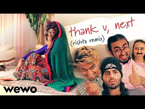 THANK U, NEXT (Ariana Grande RISHTA REMIX) - RwnlPwnl