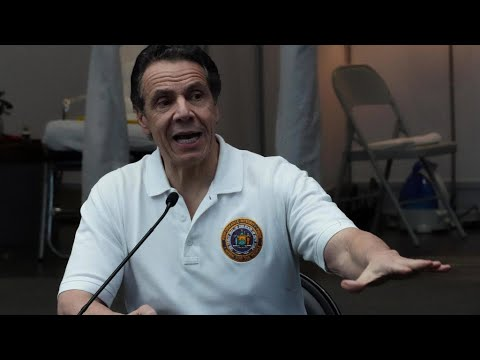 Coronavirus hotbed NY will run out of ventilators in six days: Governor Andrew Cuomo
