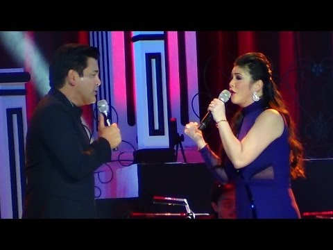 REGINE VELASQUEZ & MARTIN NIEVERA  Forever Voices of Love Ccert!
