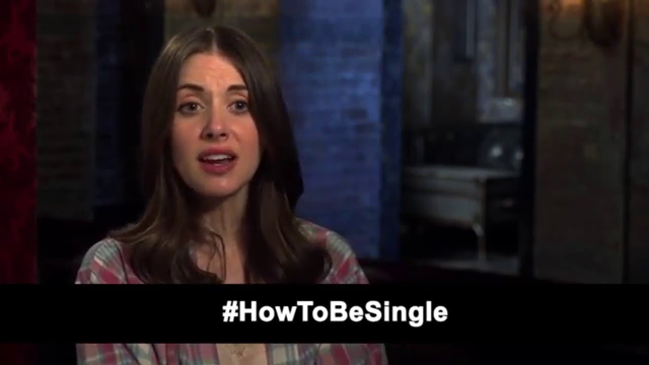 Interview: Alison Brie How To Be Single (the Fan Carpet)