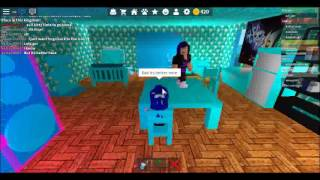 Roblox Evie And Mal Play Work at a Pizza Place!