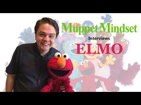 The Muppet Mindset Interviews Elmo!