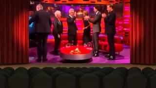 The Graham Norton Show S16E08 Jennifer Aniston, Jason Bateman, Dustin Hoffman, Judi Dench thumbnail