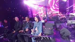 Behind the scenes - Terlena, Ikke Nurjanah feat Astrid Lea Orchestra