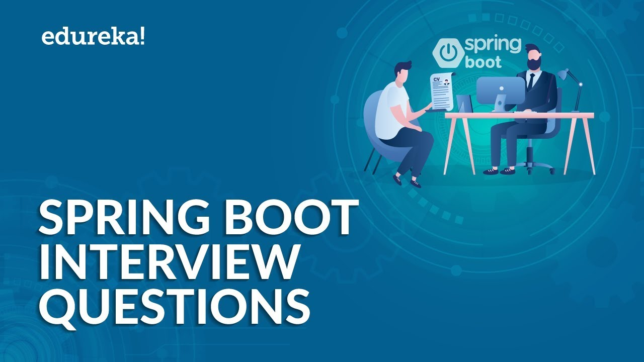 Spring Boot Interview Questions | Spring Boot Interview Preparation | Edureka