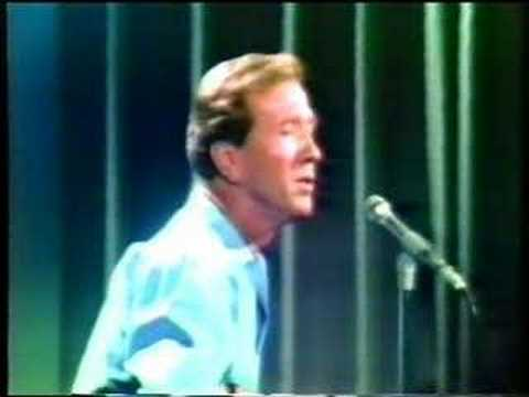 Marty Robbins Sings 'Now Is The Hour.'