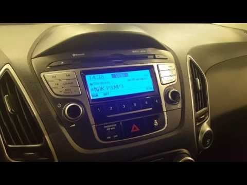 Dension DAB+U i 2014 Hyundai ix35 - YouTube