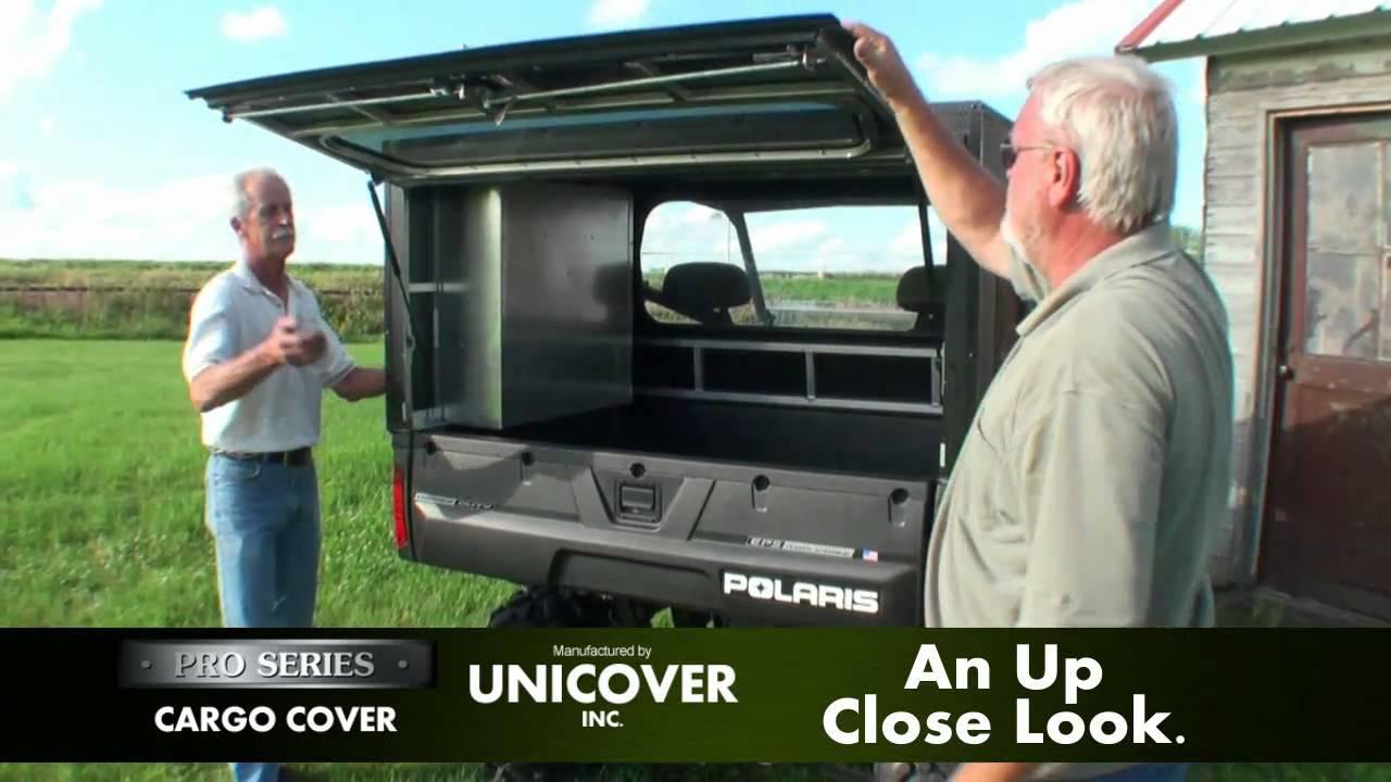 Unicover Utv Cargo Cover Closeup Look Youtube