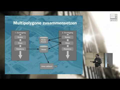 2012 - Jochen Topf: Das Osmium-Framework