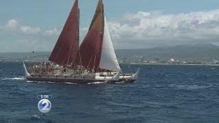 Sailing Hokulea, Hikianalia, a first-hand perspective