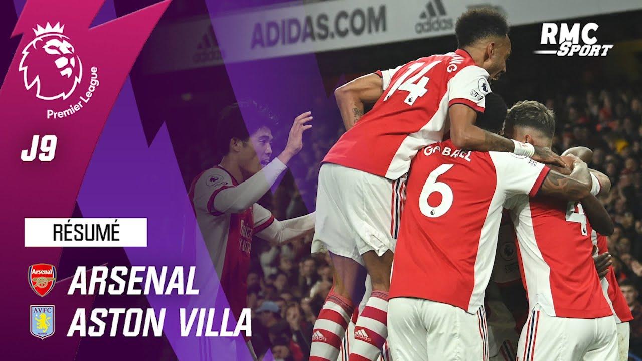 Download Résumé : Arsenal 3-1 Aston Villa - Premier League (J9)