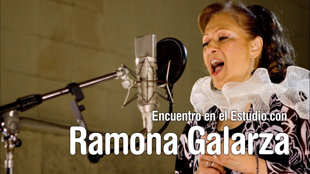 Ramona Galarza - Encuentro en el Estudio - Programa Completo [HD]