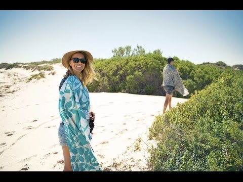 Camping & 4WDriving at Sandy Cape, Western Australia