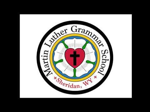 2020 Schola Cantorum from Martin Luther Grammar School, Sheridan, WY on 17 Dec 2020