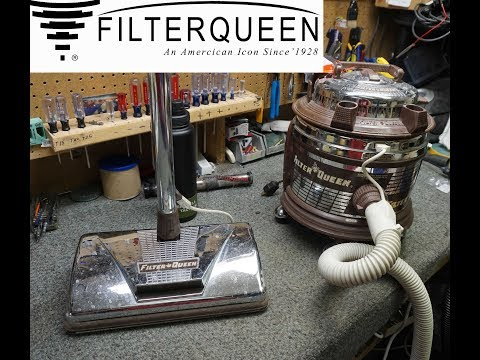 filter queen canister vacuum wiring diagram filter queen 33 fix serivce youtube  filter queen 33 fix serivce youtube