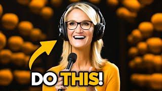 """You HAVE to TAKE FEEDBACK!"" - Mel Robbins (@melrobbins) - #Entspresso"