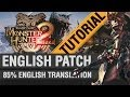Monster Hunter 2 (DOS) - English Patch Installation Tutorial