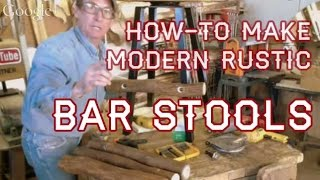 Make A Bar Stool Live With Mitchell Dillman