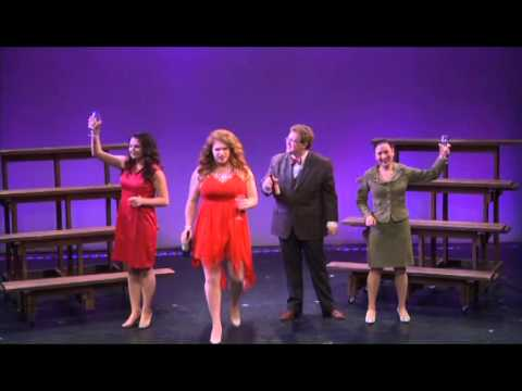 Dear Old Friend- AMDA graduation showcase quartet