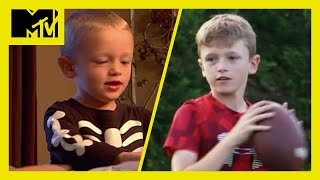 8 'Teen Mom' Kid Transformations We're Not Over | MTV Ranked