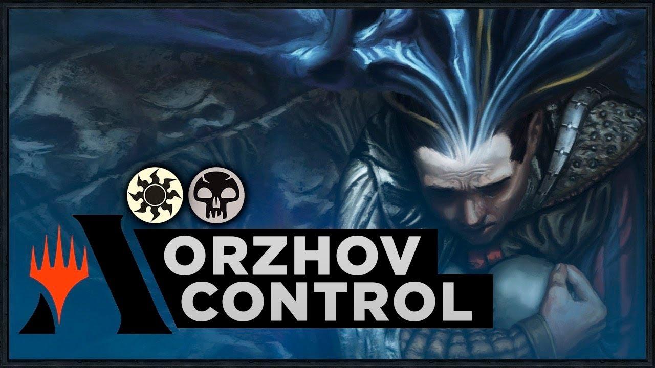 Orzhov Control | War of the Spark Standard Deck (MTG Arena