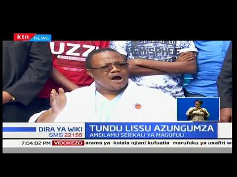 Download Tundu Lissu ameilaumu serikali ya Magufuli