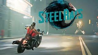 Steel Rats  - Olbarrow Gameplay Walkthrough Part 1 (New Motorbike Combat Racer)