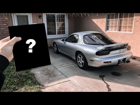 Is this BETTER than the OEM for the RX7!?