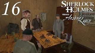 Let's Play Sherlock Holmes jagt Arsène Lupin #16 - Wettspiele gefährden die Gesundheit (Deutsch)