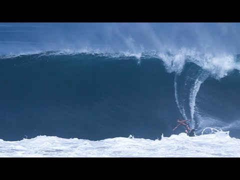 The Domke Daily 125: Big Wave Skimboarding Barrel to Off The Lip Ollie + Extreme Wipeout!