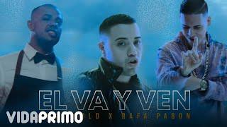 Смотреть клип Yannc X Rafa Pabon X Rosegold - El Va Y Ven